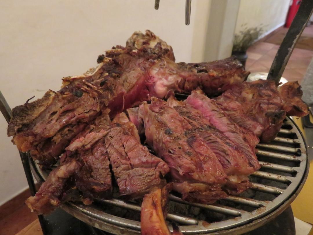 お肉[イタリア][食べ物]