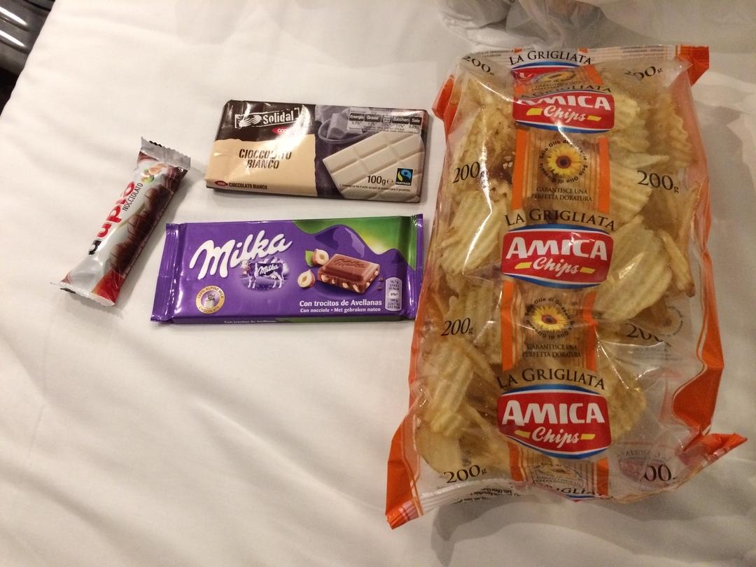 お菓子[イタリア][食べ物]