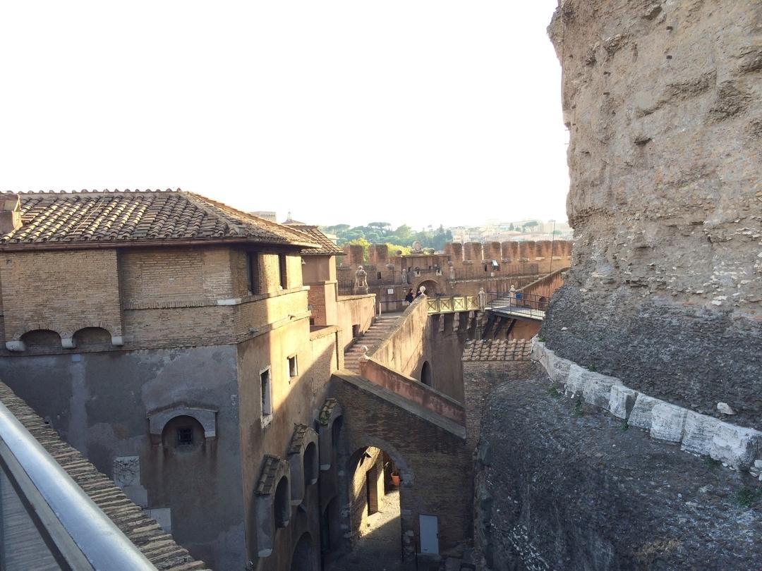 サンタンジェロ城4[イタリア]