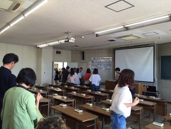 京都府運転免許試験場の免許証交付