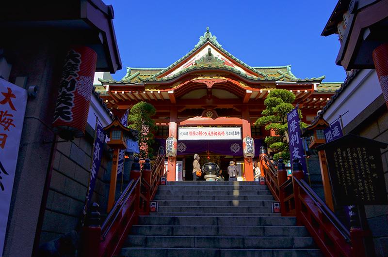 徳大寺正面