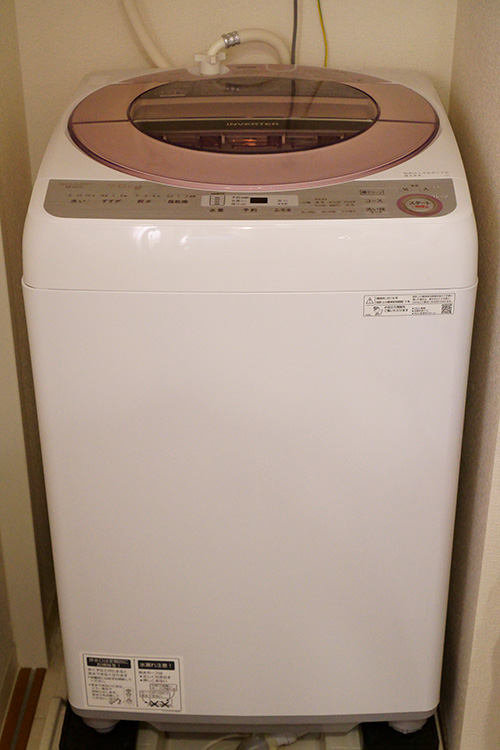 洗濯機 SHARP ES-GV7C