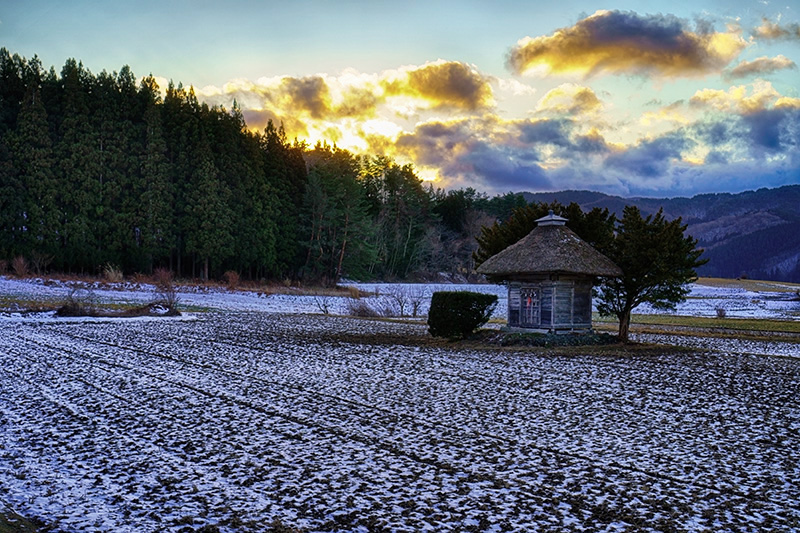 遠野・荒神神社