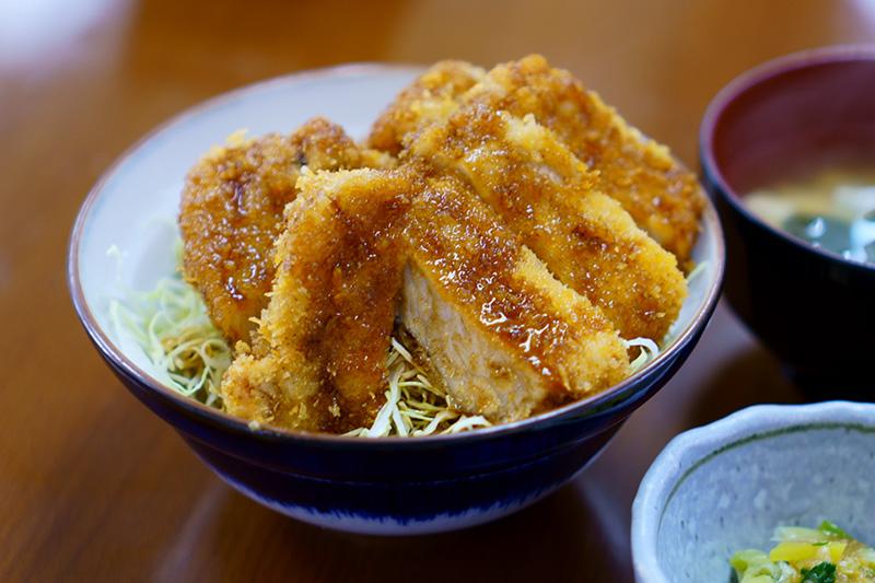 会津ソースカツ丼