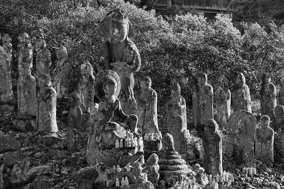 金昌寺の石仏群