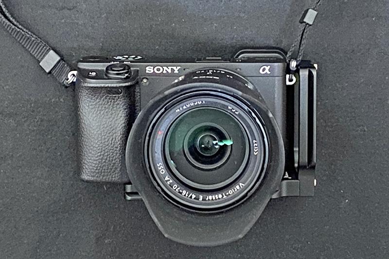 カメラ+ブラケット