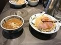 麺屋武蔵のつけ麺