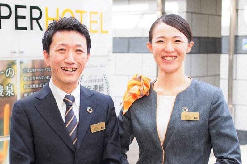 ホテル支配人 魅力