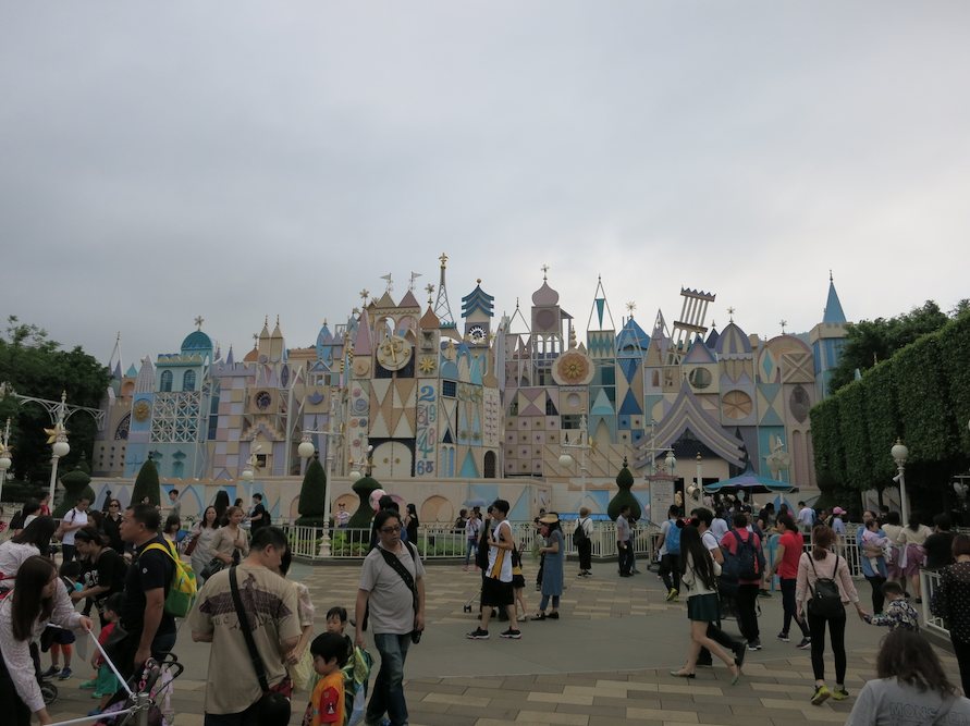 香港ディズニーランド(Hong Kong Disneyland)