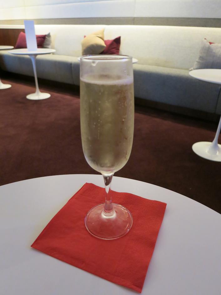 「ヴァージン・アトランティック航空(Virgin Atlantic Airways)」の「clubhouse」