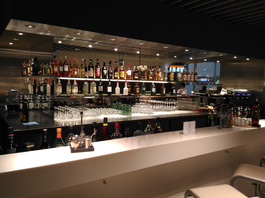 ルフトハンザドイツ航空の「Senator Lounge(セネターラウンジ)」