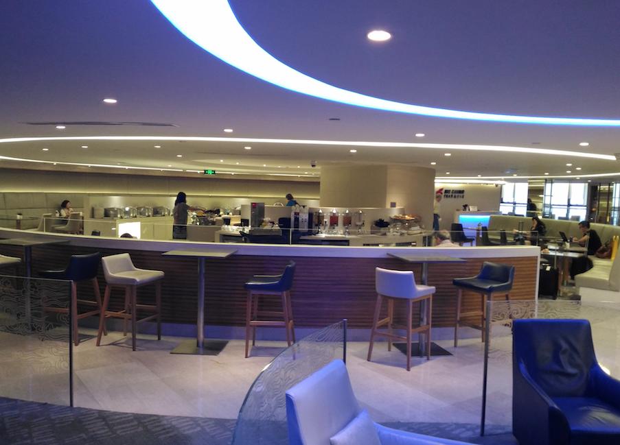 中国国際航空(Air China)の「Business Class Lounge(ビジネスクラスラウンジ)」