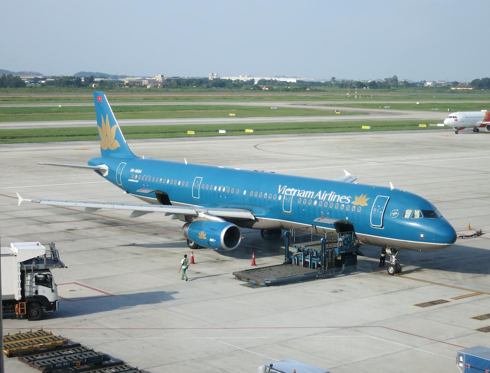 ベトナム航空の機材