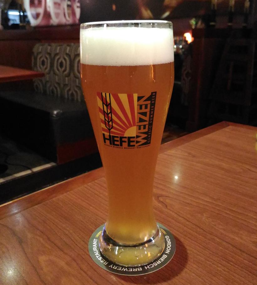 「Gordon Biersch」(GB鮮釀啤酒餐廳)