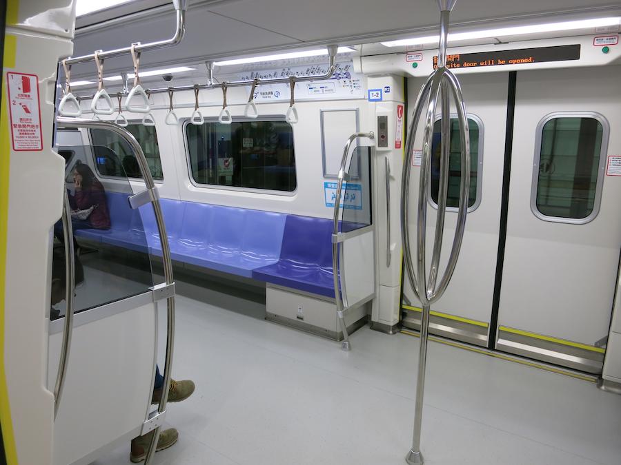 台湾の公共交通機関