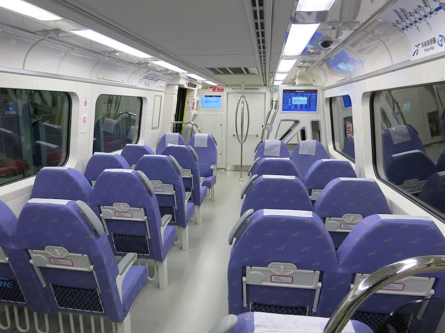 桃園メトロ(MRT)空港線