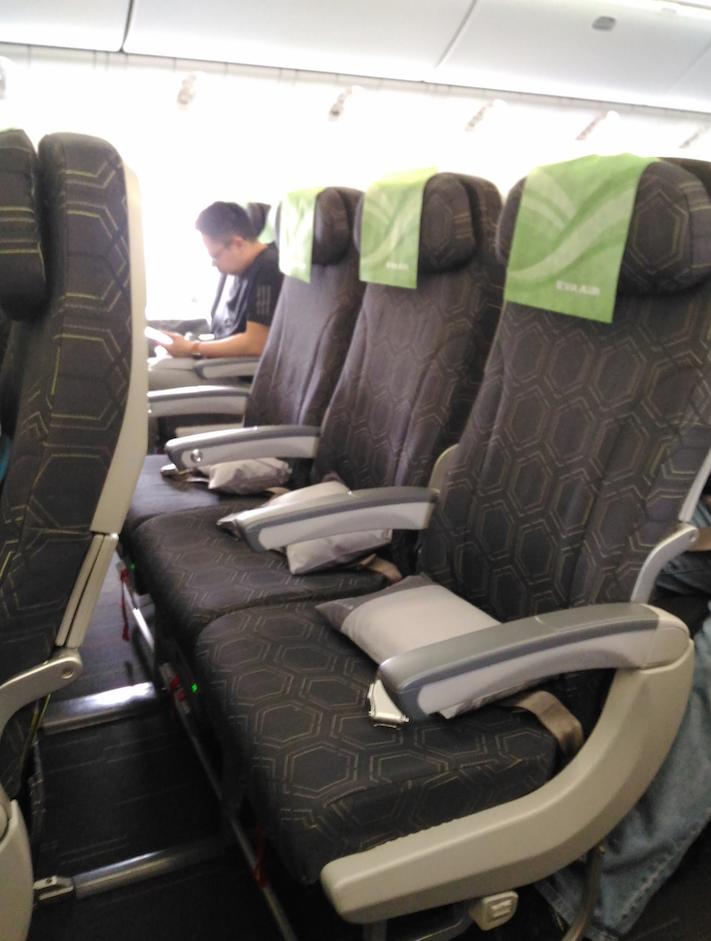 エバー航空のB777-300ER