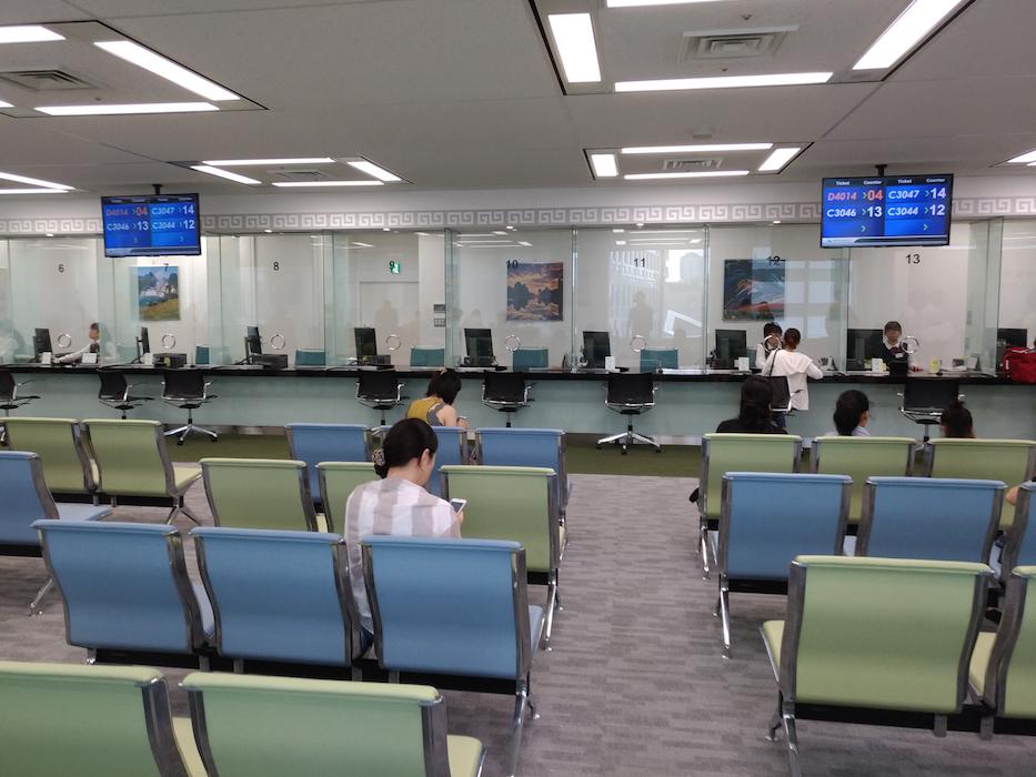 東京にある中国査証申請サービスセンター