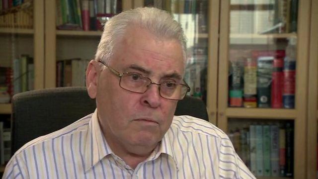 Journalist Peter Humphrey