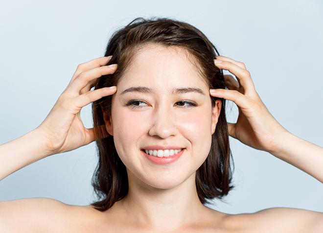 健康的な髪のヒミツは「頭皮の血行」