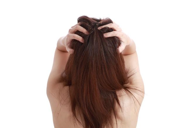 【お悩み③】白髪染めやカラー自体が体質的に合わない
