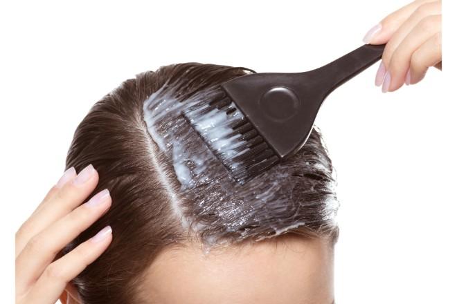 白髪染めのアレルギーの多くは「酸化染料:ジアミン」が原因!