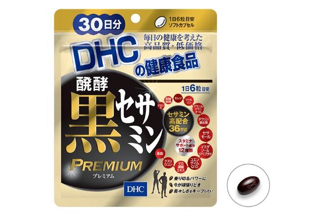 DHC 醗酵黒セサミンプレミアム