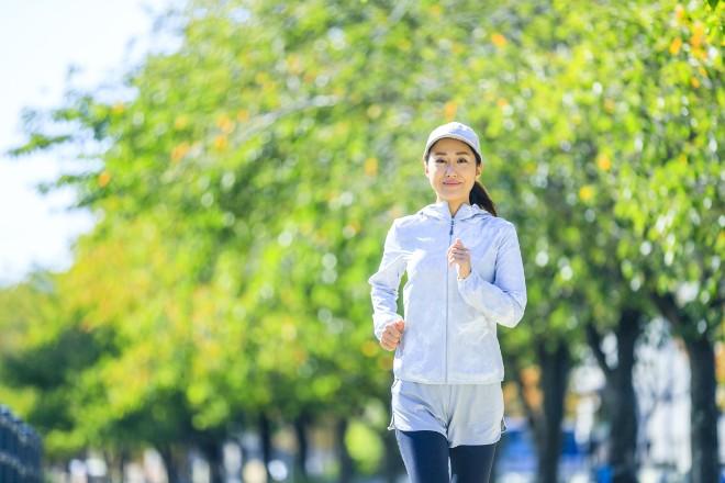 ストレスを溜めず、適度な運動を心がける