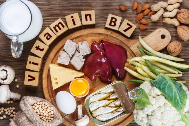 ビタミンB7