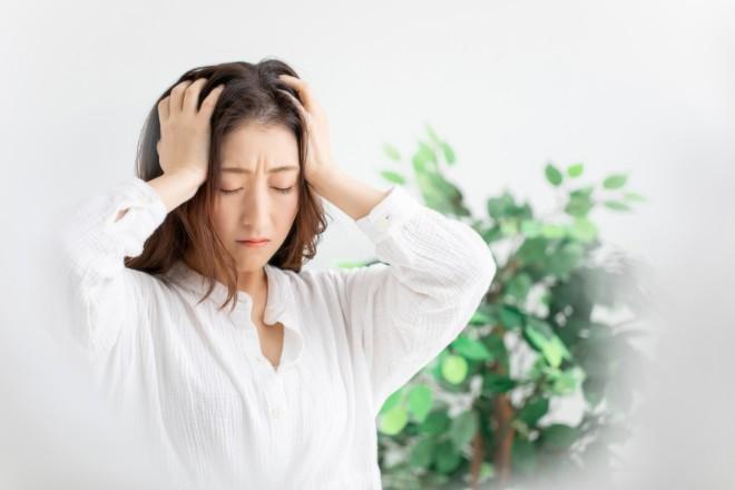 【原因2】ストレス