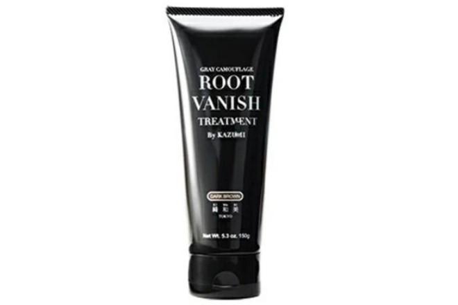 綺和美 Root Vanish ヘアカラートリートメント