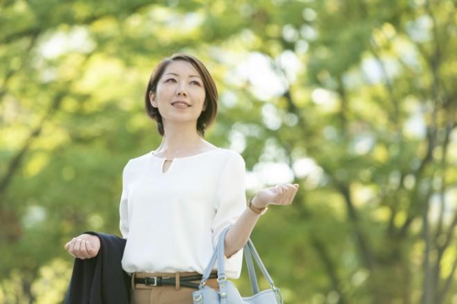 40代から白髪を増やさない生活習慣