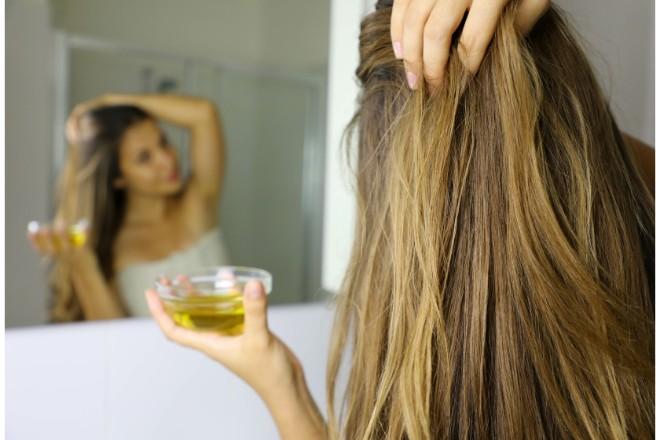 椿油は白髪に良いって本当?