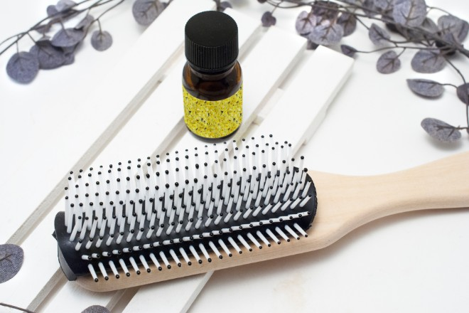 椿油を使った白髪ケア方法