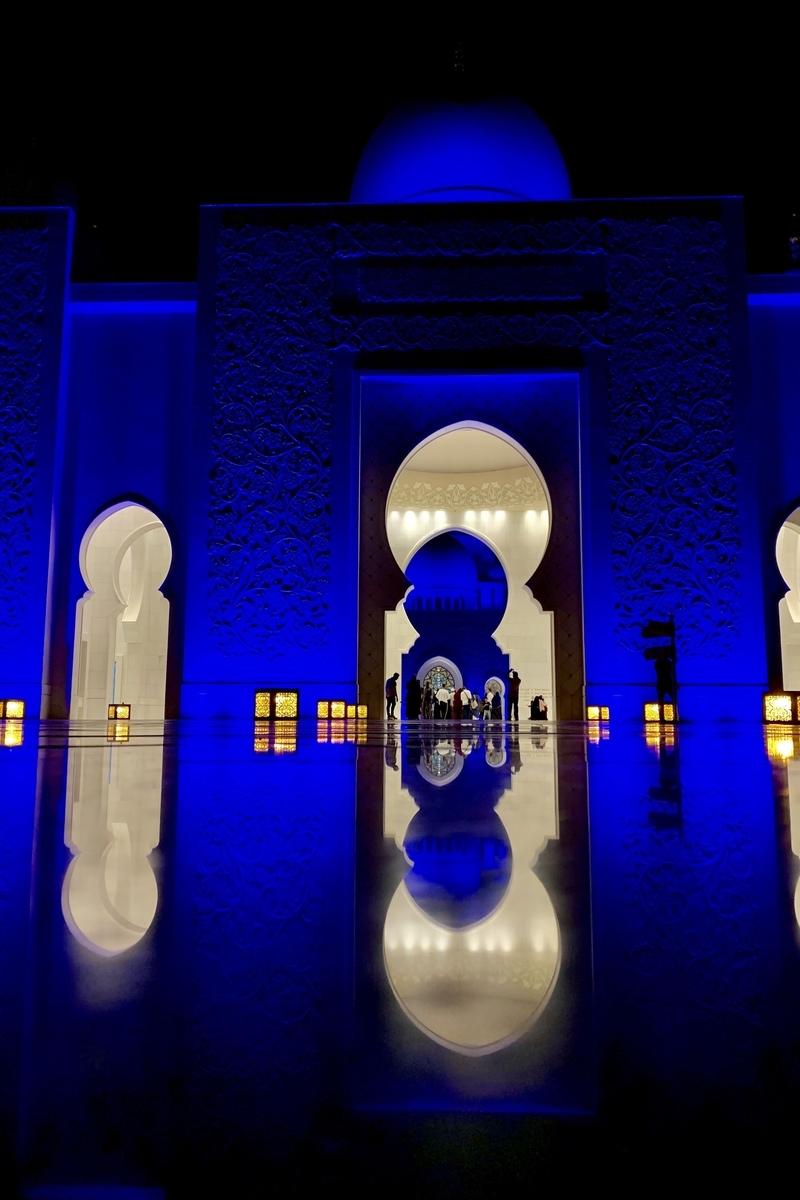 シェイク・ザーイド・モスクの画像