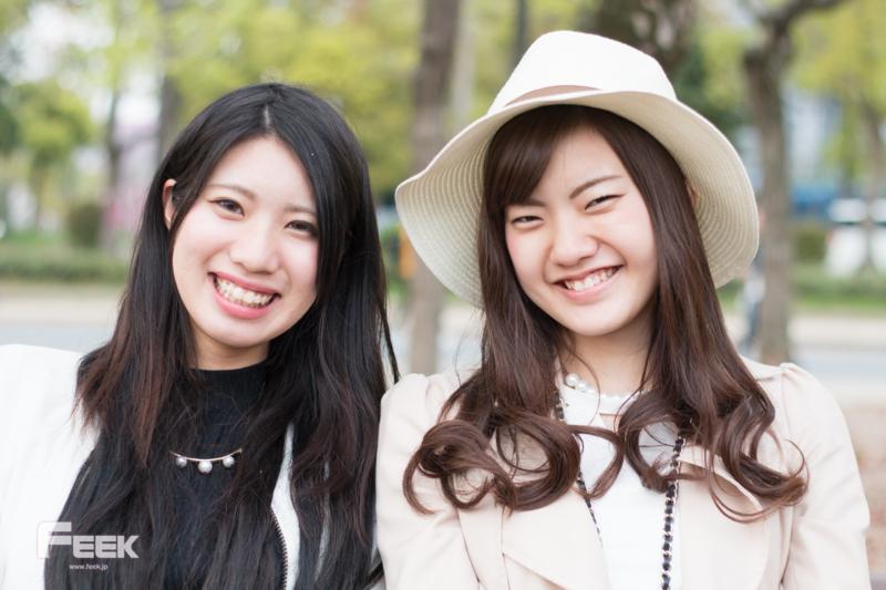 吉永 美紅 さん&岡本 数葉 さん