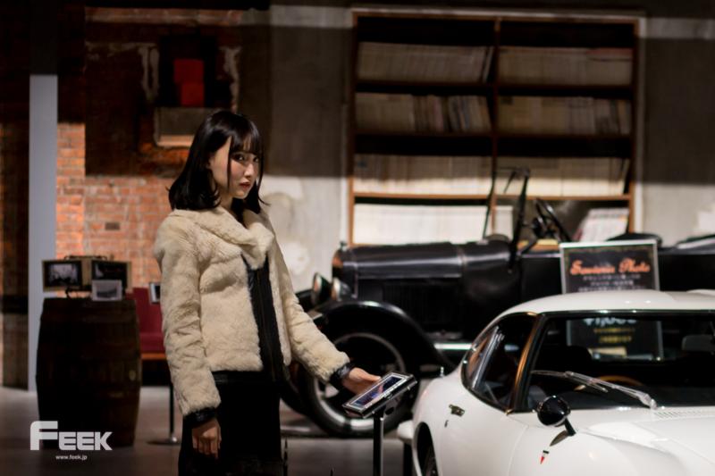 くるみ さんとトヨタ2000GT