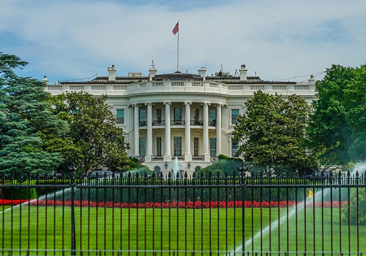 アメリカ ホワイトハウス