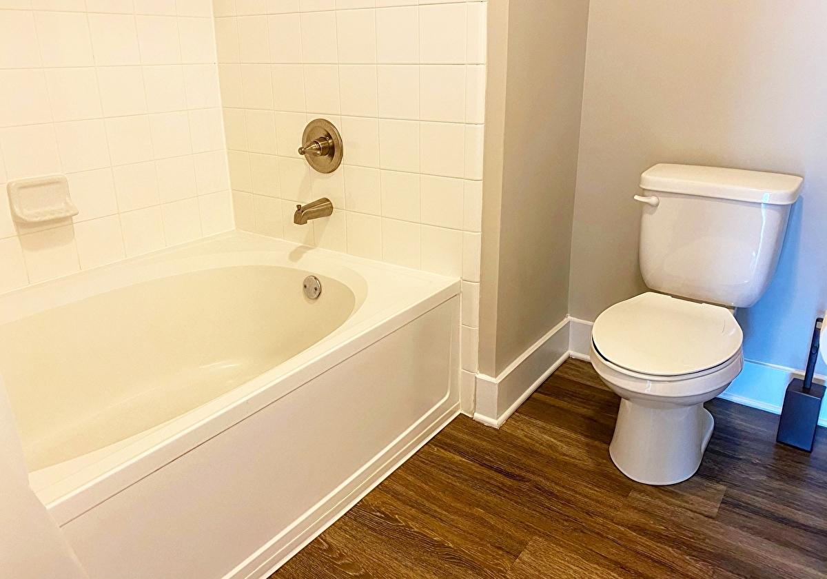 アメリカ バスルーム イメージ