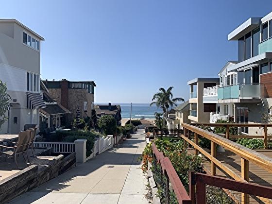 LAのマンハッタンビーチ