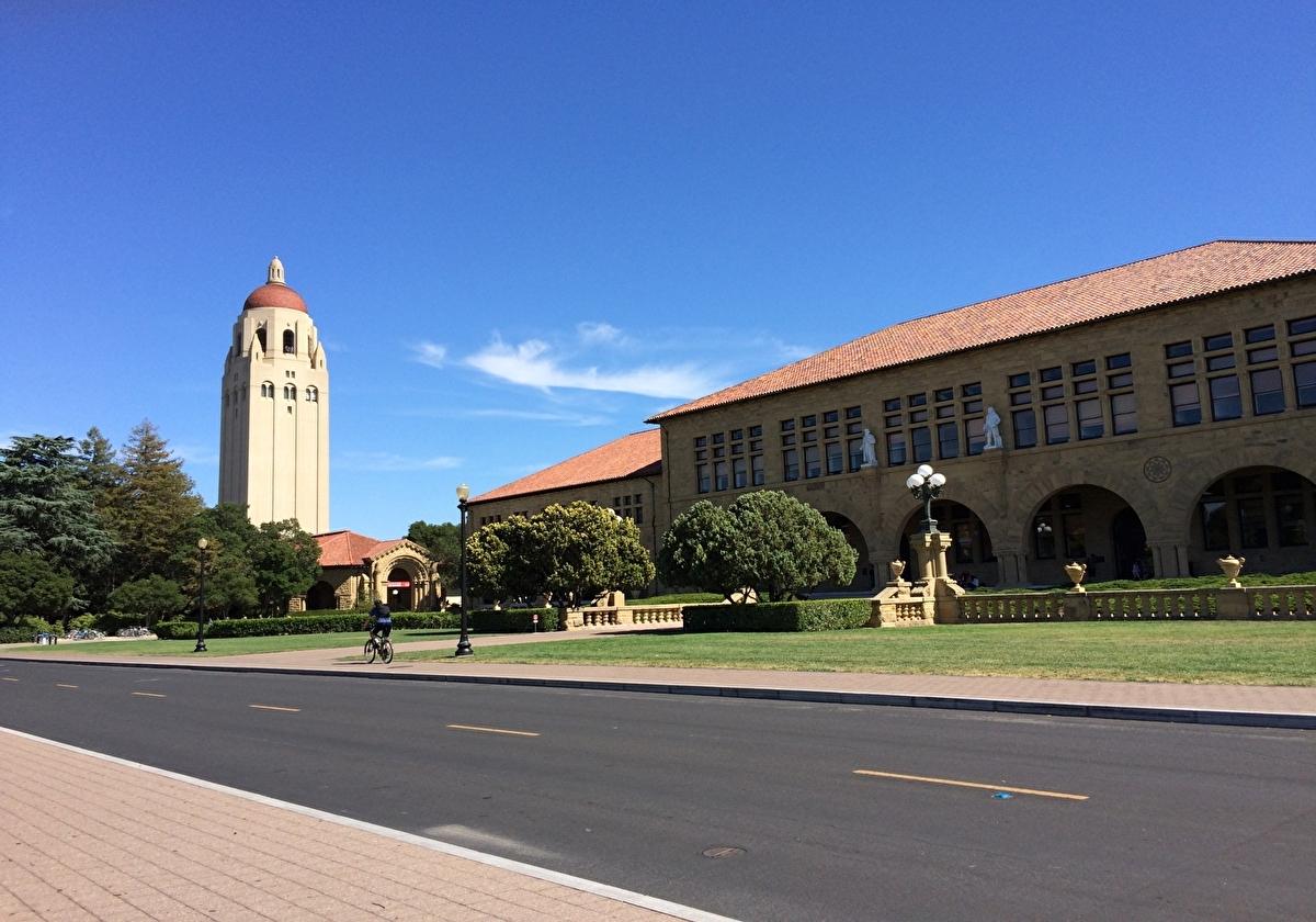 アメリカ カリフォルニアのスタンフォード大学