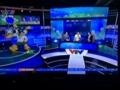 ベトナムテレビのW杯スタジオ