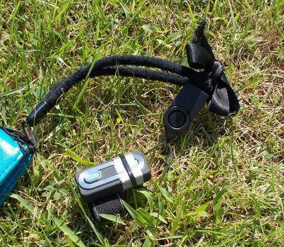 SURIA(スリア) ボイスレコーダー 超小型 ワンボタン録音