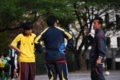 [サッカー]ある日の練習試合(東京都 八王子市)