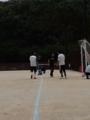 [サッカー]コーチは朝7時集合(ラインはまっすぐにね!)by harumi