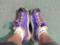 粘土との戦い お疲れ様 靴と僕の両足。