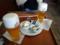 高尾駅でエビス!至福のひととき(^O^) 楽しい山行でした!