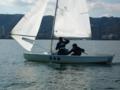 [ヨット][yacht][プレプレ]ジャイブ、ランチャーアップ