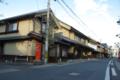 [須坂市]蔵のまち通りの町並み