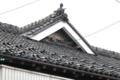 [須坂市]神林家の飾り瓦